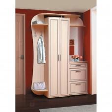 """Набор мебели для прихожей """"Саша 8"""" рамочный профиль"""