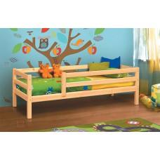 """Кровать из массива """"Омега 14"""" вариант №3"""