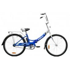 Велосипед Байкал 26 (2603) 1ск сталь без рамы, без корзины