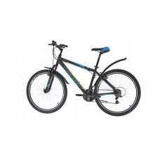"""Велосипед Forward-Hardi 1.0 (2017) 26"""" 18ск алюмин р-р=17"""