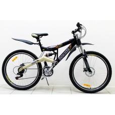 """Велосипед Иж-Байк Кросс 001 26"""" 18ск диск торм"""