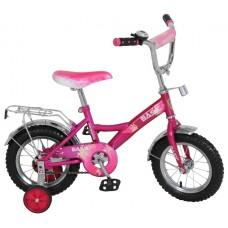"""Велосипед 12"""" розовый"""