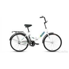 Велосипед Altair-City 24 (2018) белый городс взрослый склад рама