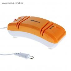 Электроножеточка SA-6604А оранжевая