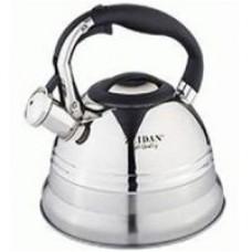 Z-4156 Чайник со свистком 3,0л нерж
