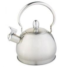 ВЕ-0563 Чайник нерж индукц скл ручка 4,5л
