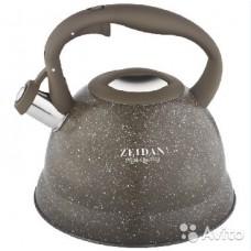 Z-4159 Чайник со свистком 3,0л нерж
