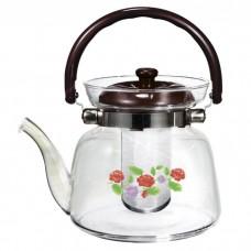 Заварочный чайник ВЕ 5565/2 Цветы 1400мл