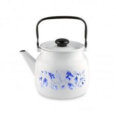 2713/4М Чайник эмаль без свистка 3,5л