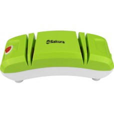 Электроножеточка SA-6604GR зеленый