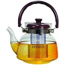 Z-4057 Чайник заварочный 1200мл стекло