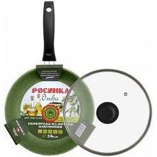 РОС 52-24к Серия Олива сковорода глубокая 24см
