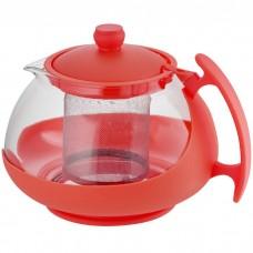 Заварочный чайник ВЕ 5571/1 750мл красный