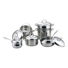 Набор посуды 12пр ВК-2566 нерж