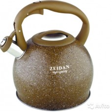 Z-4135 Чайник со свистком 3,5л нерж