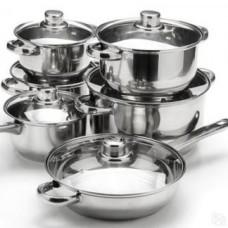 6071 Посуда SK 12пр метр