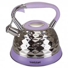 ВЕ-0541 Чайник нерж 3,0л сатин