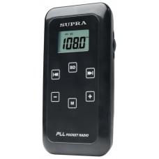 Радиоприемник Hi-Fi SUPRA ST-104 black