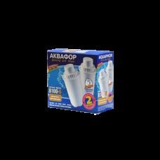 Модуль АКВАФОР В100-6 2шт жесткая вода а333