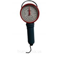 Весы безмен механические 20кг