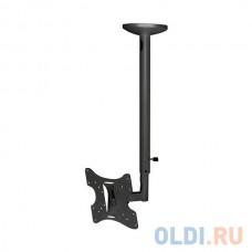 """Кронштейн для телевизора Arm Media LCD-1000 10-37"""" черный"""