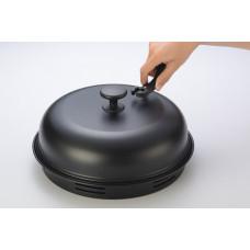 Сковорода гриль-газ D-508 керам покрытие съемная ручка