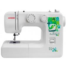 Швейная машинка JANOME 550 белый