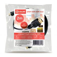 Шнур DCC-HH200 HDMI 2м