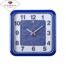"""2223-105 Часы настенные квадрат """"Джинса"""""""