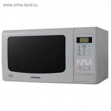 Микроволновая печь Samsung ME83KRS-3 23л 800Вт серый
