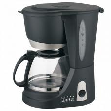 Кофеварка DELTA DL-8137 черная 750Вт