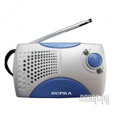 Радиоприемник Hi-Fi SUPRA ST-113 silverblue