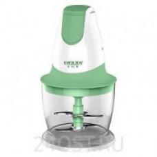 Измельчитель DELTA LUX DL-7417 бел/зелен 300Вт