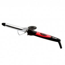 Щипцы для волос DELTA DL-0623 черный с красным 25Вт 19мм