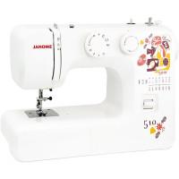 Швейная машинка JANOME Sew dream 510 белый