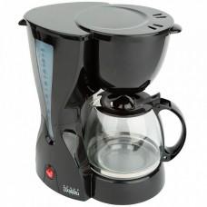 Кофеварка DELTA DL-8138 черная 1000Вт