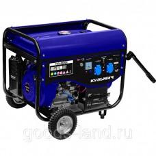 Бензиновый генератор Кузьмич ГБ3-4500С
