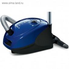 Пылесос Bosch BSG61800RU 1800 Вт синий