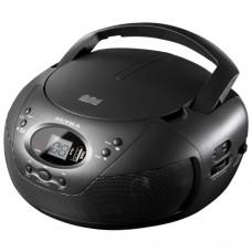 Магнитола (бумбокс) SUPRA BB-CD 121U black