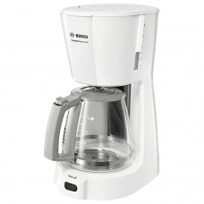 Кофеварка капельная Bosch ТКА3А031 1100Вт белая
