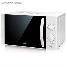 Микроволновая печь BBK 20MWS-713M/W 20л 700Вт белый