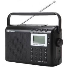 Радиоприемник Hi-Fi SUPRA ST-116 black