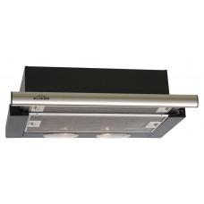 Кухонная вытяжка ELIKOR Интегра 60П-400-В2Л черн/нерж