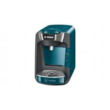Кофемашина Bosch TAS3205 1300Вт бирюзовый/черный