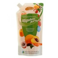 Жидкое крем-мыло Абрикос и личи 500мл