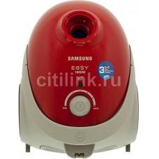 Пылесос Samsung SC-5251 красный 1800Вт