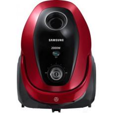 Пылесос Samsung VC20М257AWR красный 2000 Вт