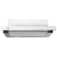 Кухонная вытяжка ELIKOR Интегра GLASS 50Н-400-В2Г нерж/стекло белое