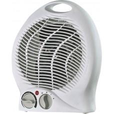 Тепловентилятор SA-0504 спираль серый