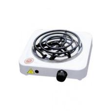 Плитка электрическая Помощница ЭЛП-801 спираль белая
